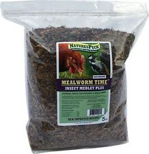 """Insect Medley-5 lbs """"Gourmet Insect Treat"""""""