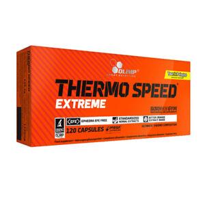 Olimp Thermo Speed Extreme Mega Caps - 120 Kapseln