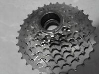 DNP 8 Speeds 8S Mountain Bicycle Screw Thread Freewheel Cog 11-32T Bike