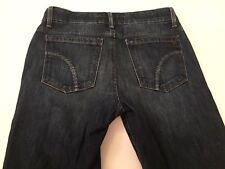 Joe's Provocateur Dark Blue Stretch Denim Jeans Women's Size 25 W (26 X 28) EUC