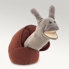 SNAIL Puppet # 2028~ Free Ship within USA ~ Folkmanis Puppets