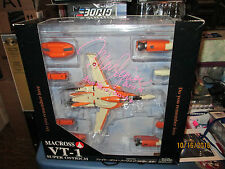 MACROSS VT-1 SUPER OSTRICH DO YOU REMEMBER LOVE YAMATO SIGNED MARI IIJIMA