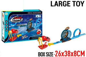 Rapid World Orbital Series Double Loop Age 3+ Large Race Toy kids Holiday Gift