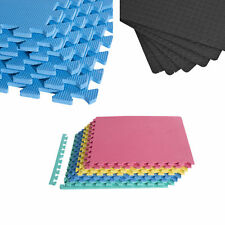Puzzlematte Bodenmatte Spielmatte Turnmatte Schutzmatte Set Kinderteppich EVA