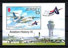 Jersey 2012 histoire de l'aviation bloc neuf ** 1er choix
