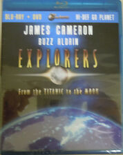 Explorers: From the Titanic to the Moon (Blu Ray Disc, 2010)
