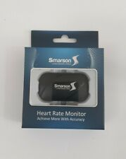 Smarson Portable Bluetooth Heart Rate Monitor W Strap iOS & Android Compatible
