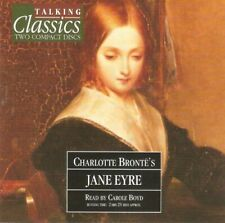 Charlotte Bronte - Jane Eyre (2xCD A/Book 1994) Talking Classics #6