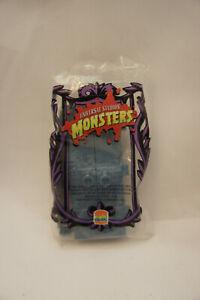 Burger King Universal Studios Monsters Wolfman Figure 1997 New in Bag Werewolf