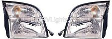 WINNEBAGO VECTRA 2004 2005 2006-2008 PAIR LEFT RIGHT HEADLIGHT HEAD LIGHT RV