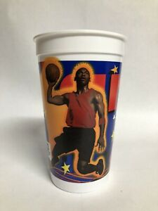 Chicago Bulls Michael Jordan-Last Dance-1999 McDonald's Tribute Souvenir Cup