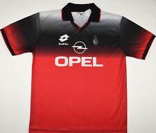 1995-1996 AC MILAN LOTTO FOOTBALL TRAINING TOP (SIZE L)