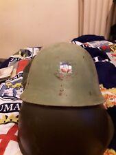 1990s yugoslav army wartime helmet