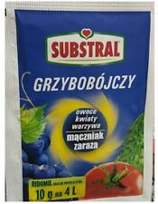 Syllit 65 WP fungicide 5g Substral for fruit trees /środek grzybobójczy 5g Subst