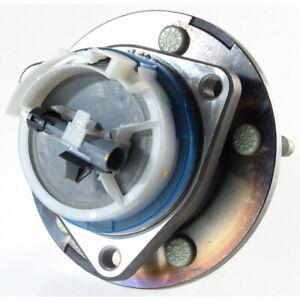 Wheel Bearing and Hub Assembly Front,Rear Moog 512246