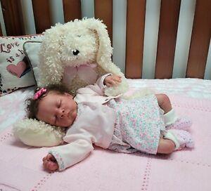 !!!! Pip By Cassie Brace Now  A Beautiful Little Baby Girl # Certificate !!!!!