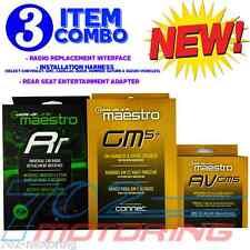 iDATALINK MAESTRO ADS-MRR + ADS-HRN-RR-GM5+ CHEVY / GMC / PONTIAC / BUICK /  NEW