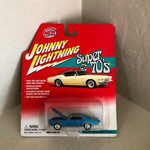 Johnny Lightning Super 70's 1970 Chevy Monte Carlo SS 454 Limited Edition U8