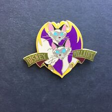 Si & Am - Cats from Lady & the Tramp - Disney Pin 6319