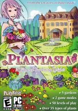 Plantasia (PC Game) Plant Gardening Sim Game FREE US SHIPPING