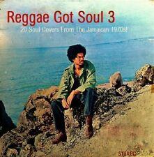 REGGAE GOT SOUL PART 3 REVIVAL MIX CD
