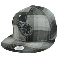 NFL New York Titans Plaiderick Adjustable  Plaided Constructed Hat Cap