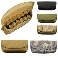 12 Rounds 12GA 20GA Mag Tactical Molle Waist Bag Shotgun Shell Ammo Pouch Holder