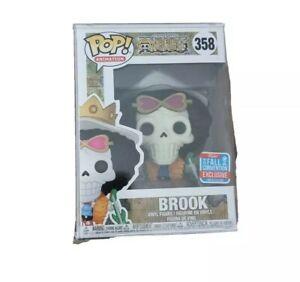 One Piece Brook 2018 EXCLUSIVE FUNKO Pop Vinyl Figure