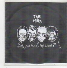 (FN115) The Minx, (Can You Find) My Head? - 2013 DJ CD