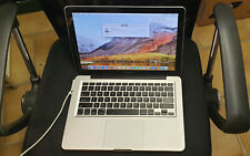 """Apple MacBook Pro 13"""" a1278 (mid 2010) Core 2duo p8600 2,4ghz 8gb RAM 750gb HDD"""