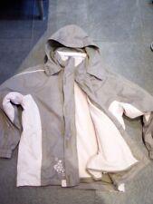 * Schöne Übergangsjacke beige/rosa TCM Gr. 134 - Girlies *
