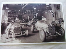 1932 STUDEBAKER INDY 500  RACE CARS BEING WORKED ON  11 X 17  PHOTO  PICTURE