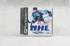 PS1 NHL 2001 for Playstation