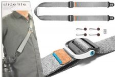 PeakDesign SLL-AS-3 Camera Strap Slide Light Ash From Japan with Tracking