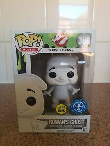 Pop Vinyl Rowan Ghost Exclusive GITD #308 *NEW*