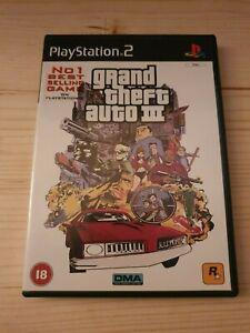 Grand Theft Auto 3 (Sony PlayStation 2, 2001)