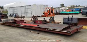 Advantage ALS-RJ50 30' Parallelogram Vehicle Lift System 75K Capacity bidadoo