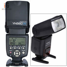 Yongnuo YN-560 IV Flash Speedlite + Flash Trigger + Built-in Trigger System