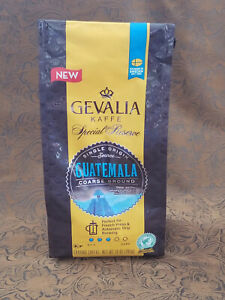 Gevalia Special Reserve Guatemala Single Origin Medium Roast Ground Coffee