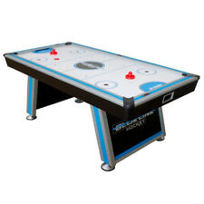 "Triumph Sports 84"" Blue-Line Indoor Family Gameroom Air Powered Hockey Table"