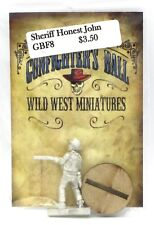 Knuckleduster GBF8 Sheriff Honest John (Gunfighter's Ball) Old West Lawman Hero
