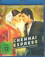CHENNAI EXPRESS - Bollywood Film Blu-ray - mit Shahrukh Khan