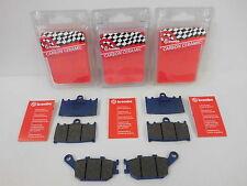 Brembo Bremsbeläge Bremsklötze vorne + hinten Suzuki GSF 650 1200 1250 Bandit S