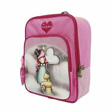 GORJUSS Santoro Square Rucksack The Dreamer School Bag 493GJ03 **FREE HARIBO