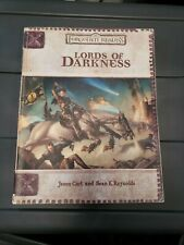 WOTC Forgotten Realms d20  Lords of Darkness NM