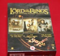 The Lord Of The Rings Trilogy (DVD, 2005, Box Set)