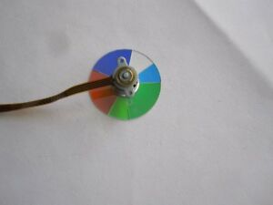 FOR Viewsonic PJD7382 PJD7383I PJD7583W DLP PROJECTOR REPLACEMENT COLOR WHEEL