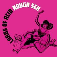 LORDS OF ACID - Rough Sex (CD 1992) USA 5-Track Maxi-Single MINT CAROL 2518-2