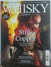 Whisky Magazine April 2017 Stills of Chopper Art of Alchemists FREE SHIPPING sb