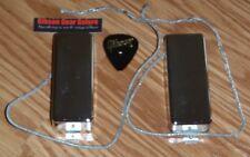 Gibson Firebird Pickup Set 495R 495T Chrome Guitar Parts HP Mini Humbucker T New